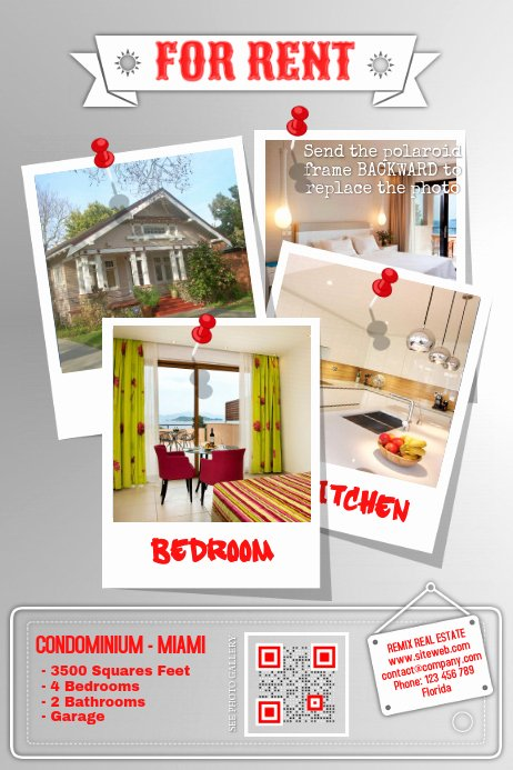 Apartment Flyers Free Templates Fresh Home Rental Flyer Red Template