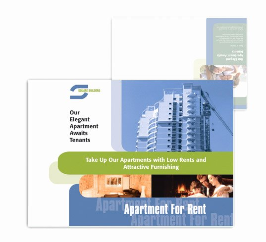 Apartment for Rent Flyer Template Awesome Low Rent Apartment Flyer Templates