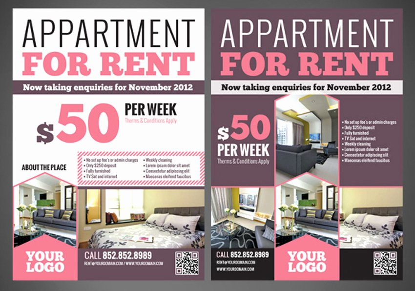 Apartment for Rent Flyer Template Beautiful 40 Professional Real Estate Flyer Templates themekeeper