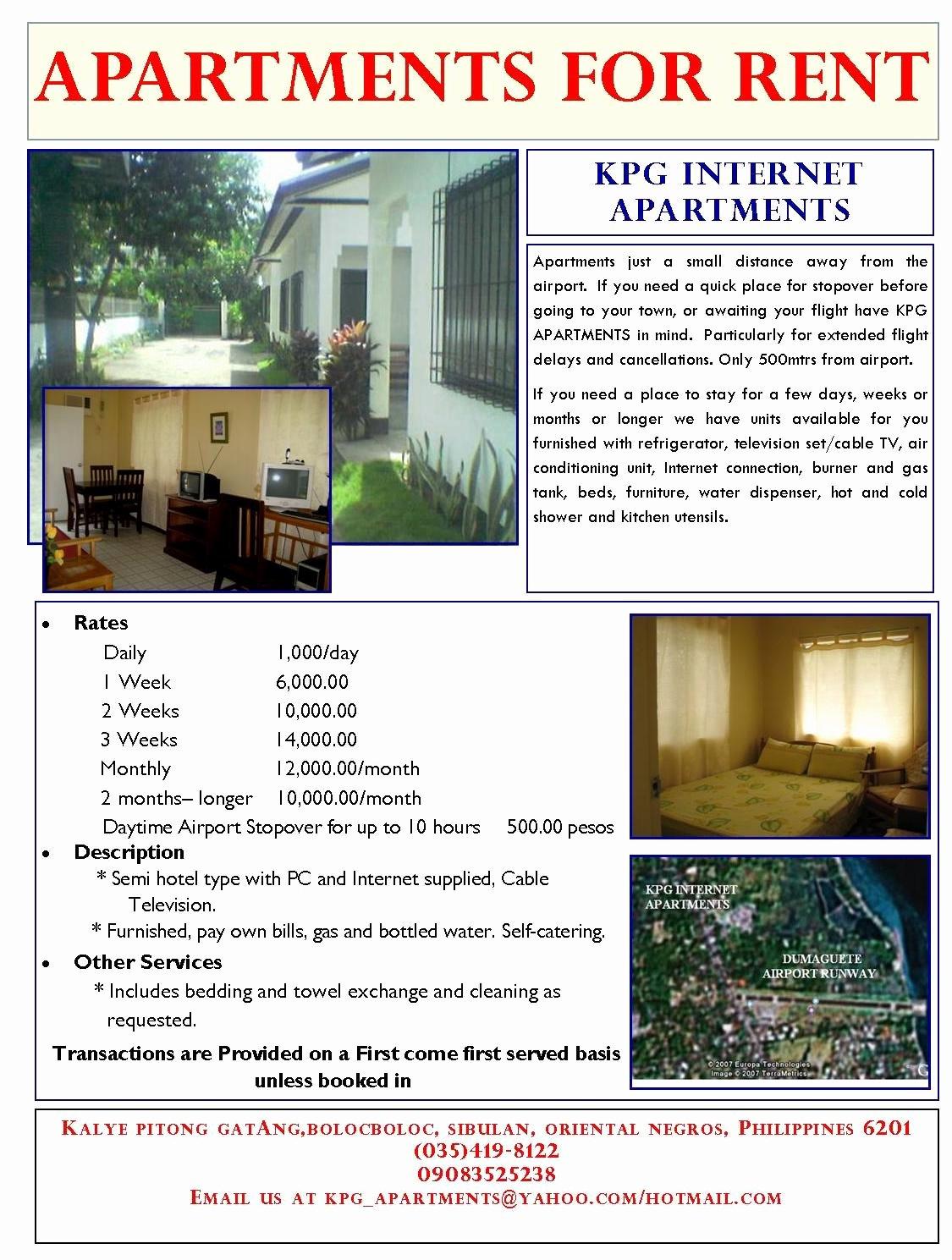 Apartment for Rent Flyer Template Elegant Apartment Ads