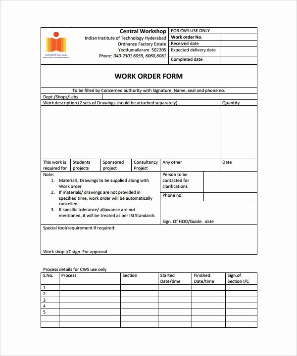 Apartment Work order Template Inspirational Avon order form Template Apartmentrevizion