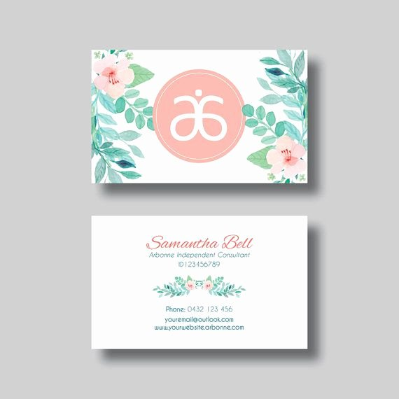 Arbonne Business Cards Template Best Of 7 Best Arbonne Business Cards Images On Pinterest