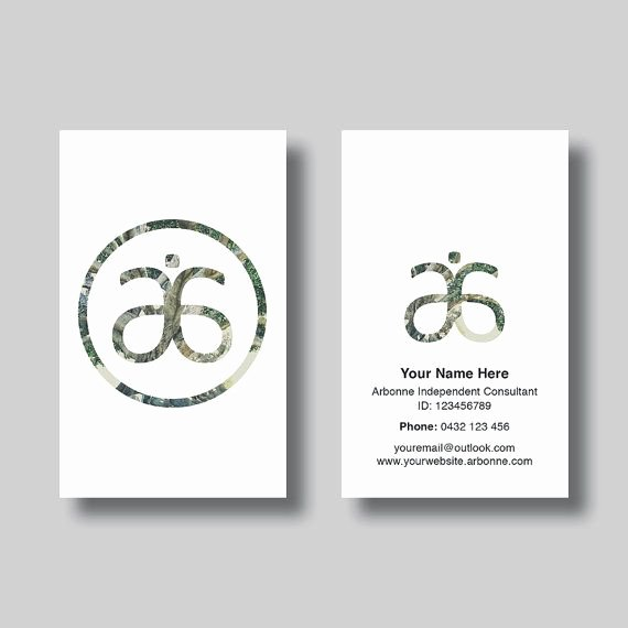 Arbonne Business Cards Template Elegant 7 Best Arbonne Business Cards Images On Pinterest