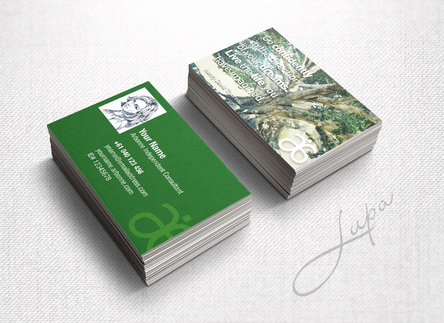 Arbonne Business Cards Template Elegant Arbonne Business Cards 05 Digital Files Supplied Only