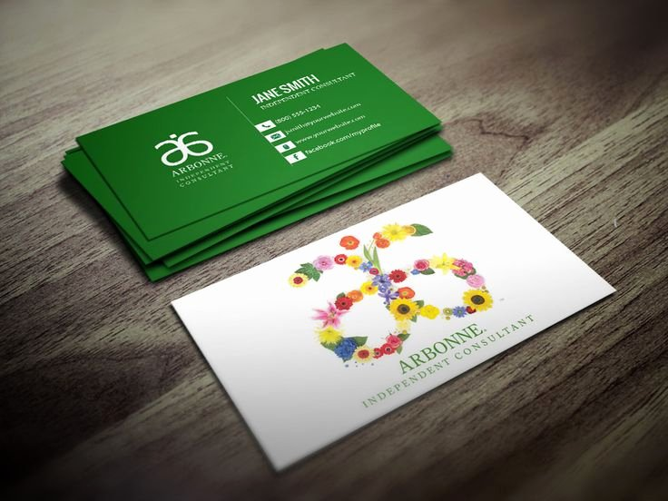 Arbonne Business Cards Template Inspirational 7 Best Arbonne Business Cards Images On Pinterest