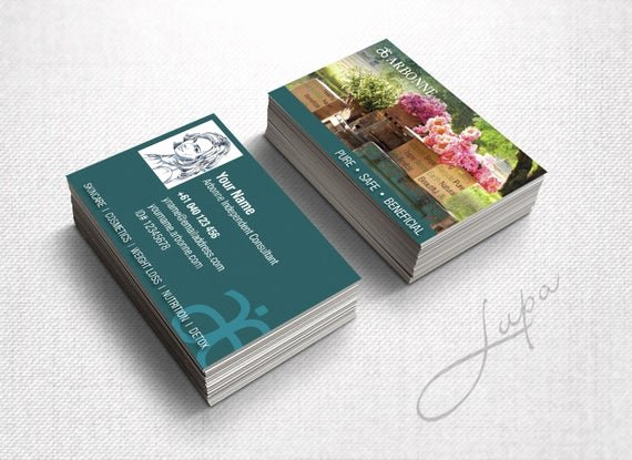 Arbonne Business Cards Template Lovely Arbonne Business Cards 16 Digital Files Supplied Only