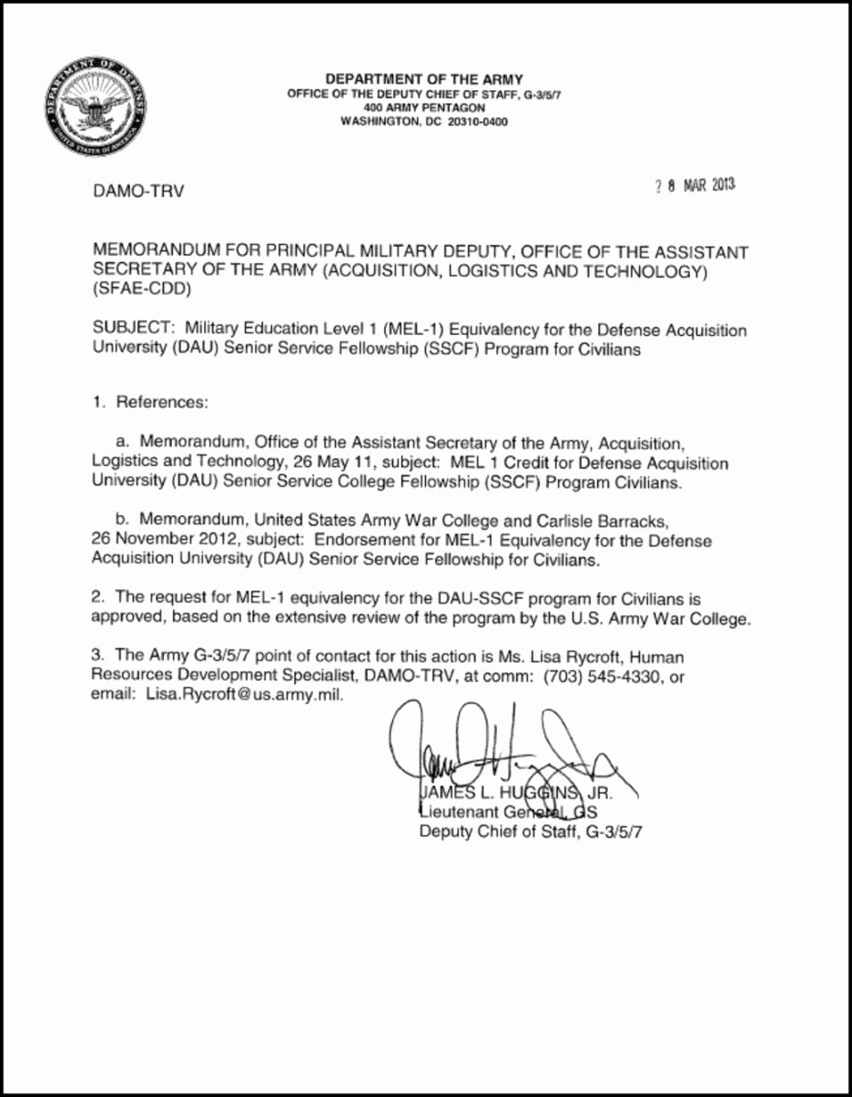 Army Memorandum for Record Template Awesome Army Memo Template