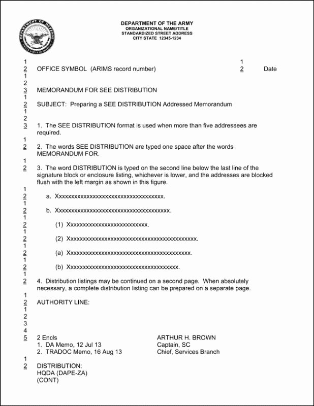 Army Memorandum for Record Template Lovely Army Memorandum for Record Template