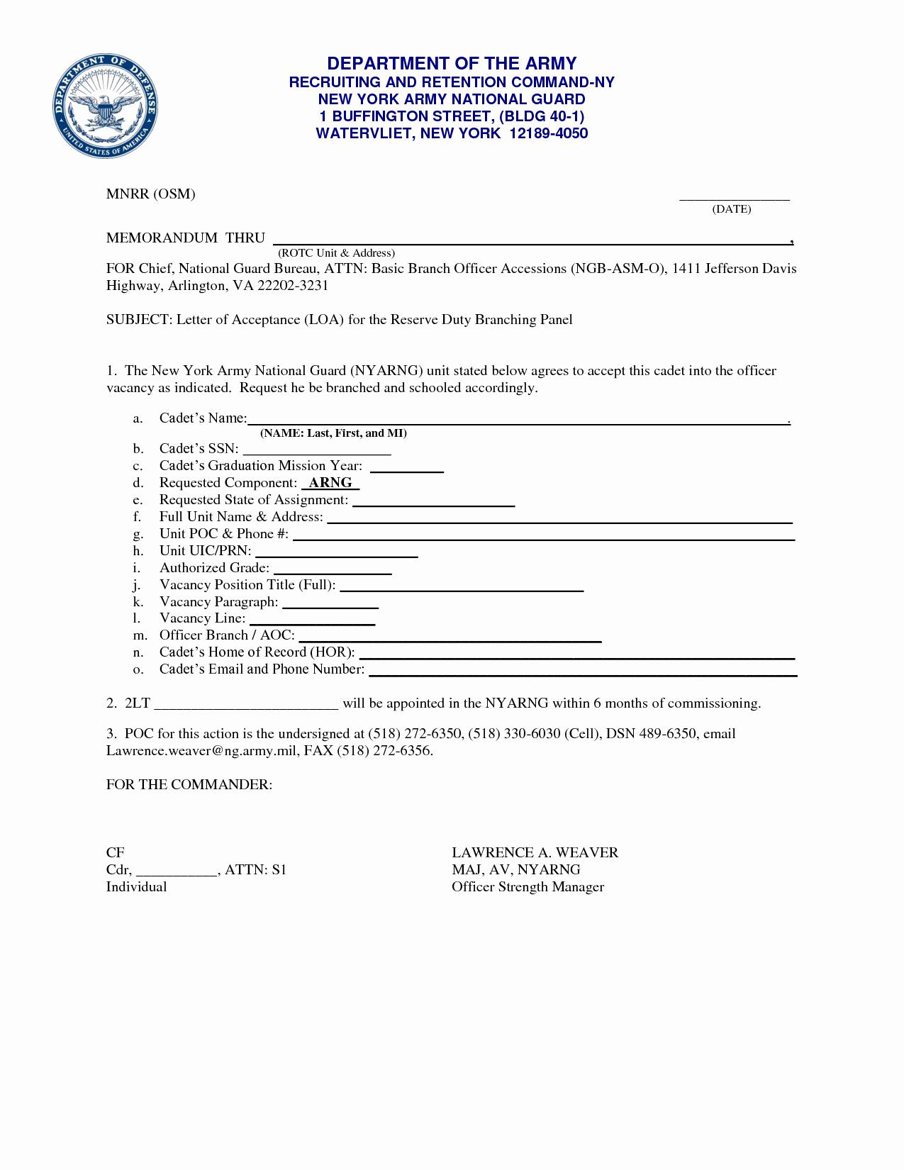 Army Memorandum for Record Template Unique Best S Of Army Memorandum Template Army Memorandum
