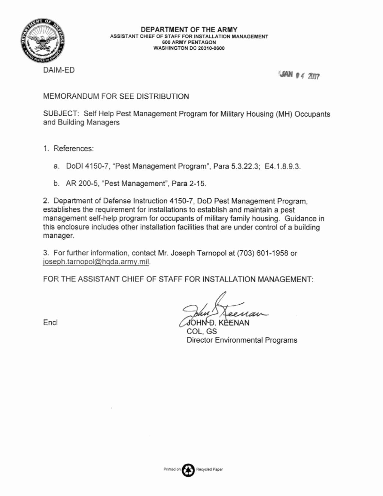 Army Memorandum for Record Template Unique Best S Of Army Memorandum Template Word Example