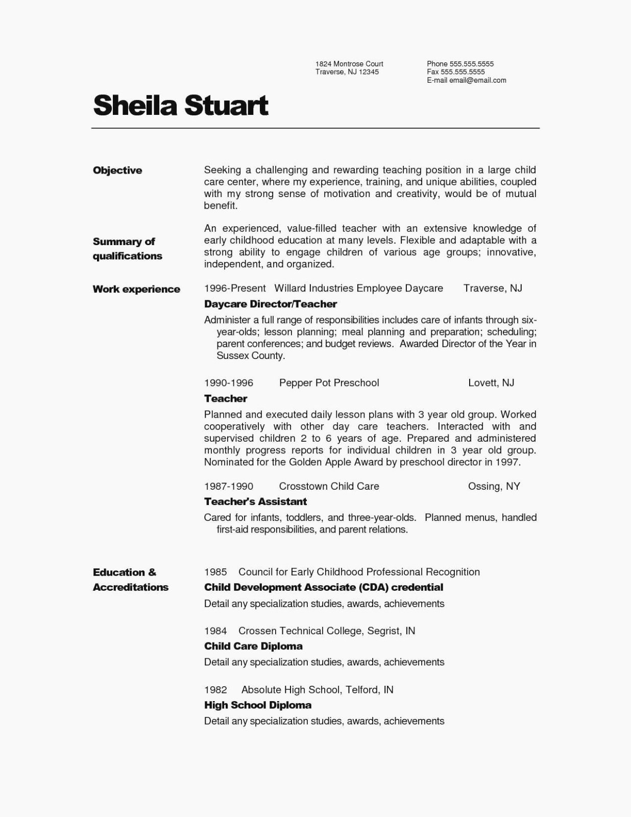 Artist Resume Template Word Beautiful Most Effective Ways to