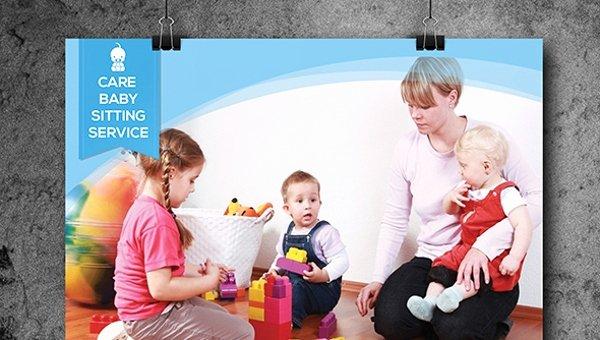 Babysitter Flyer Template Microsoft Word Luxury 11 Babysitting Flyers