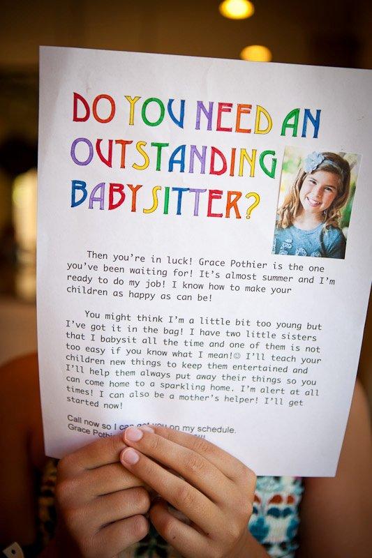 Babysitting Flyer Template Free Luxury Best 25 Babysitting Flyers Ideas On Pinterest