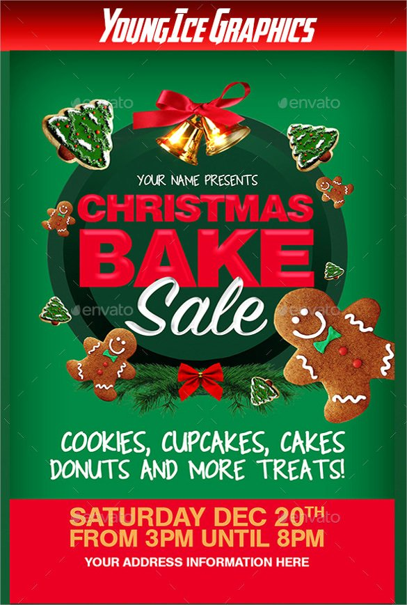 Bake Sale Flyer Template Awesome 24 Bake Sale Flyer Templates Indesign Apple Pages