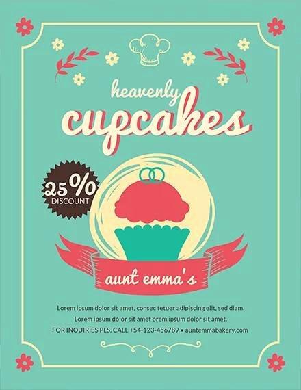 Bake Sale Flyer Template Word Elegant Free 21 Bake Sale Flyers Templates In Llustrator