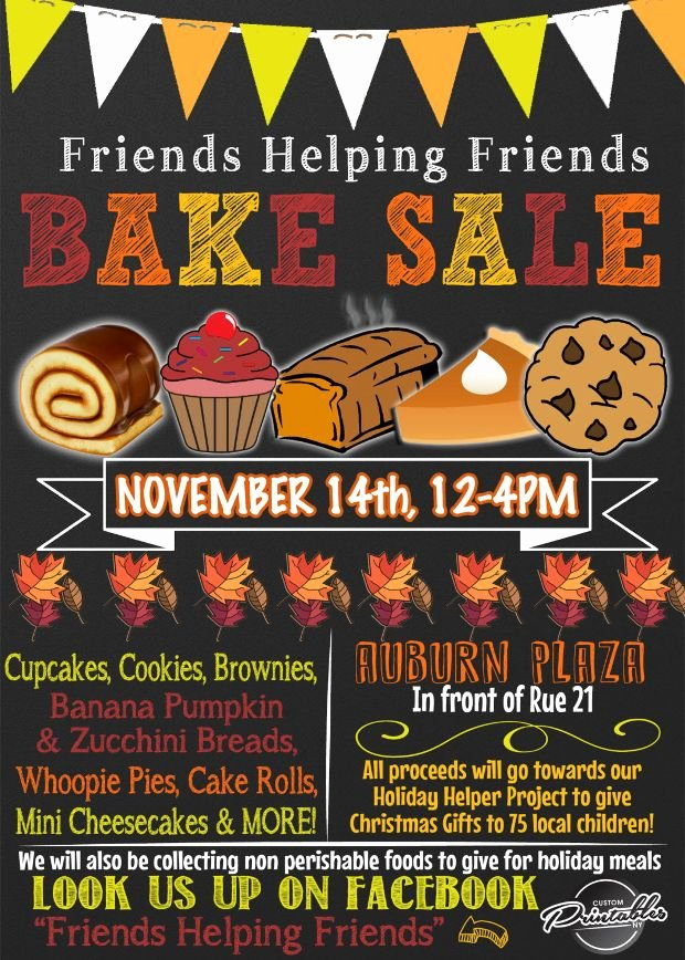 Bake Sale Fundraiser Flyer Template Awesome Image Result for Pumpkin Sale Fundraiser