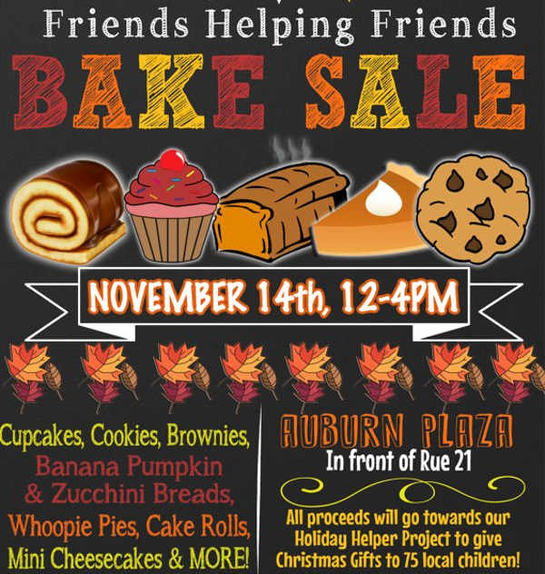 Bake Sale Fundraiser Flyer Template Elegant 14 Sample Bake Sale Flyer Templates Psd Ai Word