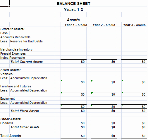 Balance Sheet Template Pdf Inspirational 22 Free Balance Sheet Templates In Excel Pdf Word