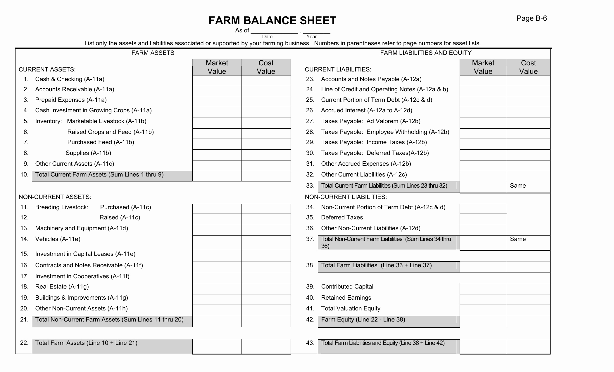 Balance Sheet Template Pdf Unique Balance Sheet Template Excel