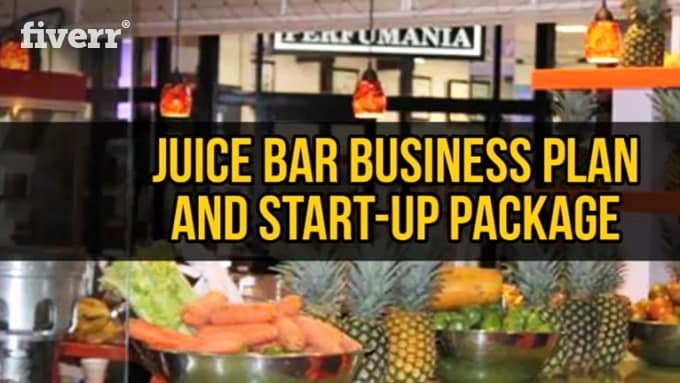 Bar Business Plan Template Best Of Juice Bar Business Plan Template Sample