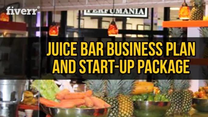 Bar Business Plan Template Best Of Juice Bar Business Plan Template Sample