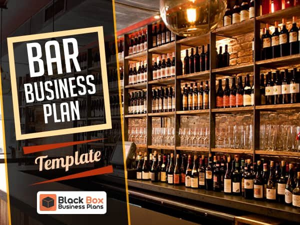 Bar Business Plan Template Lovely Alcohol Bar Business Archives Black Box Business Plans
