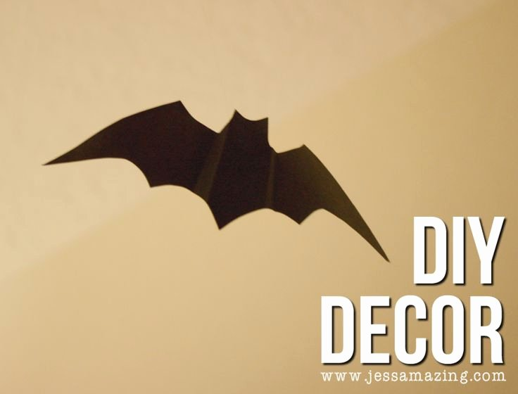 Bat Template Martha Stewart Elegant Pin by Heather Anya Kiernan On Halloween Party Ideas