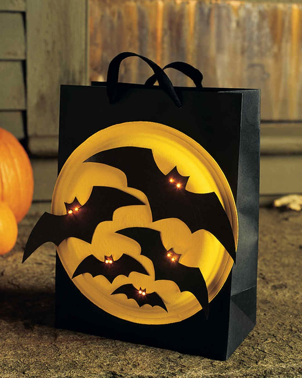 Bat Template Martha Stewart Lovely Bat Bag