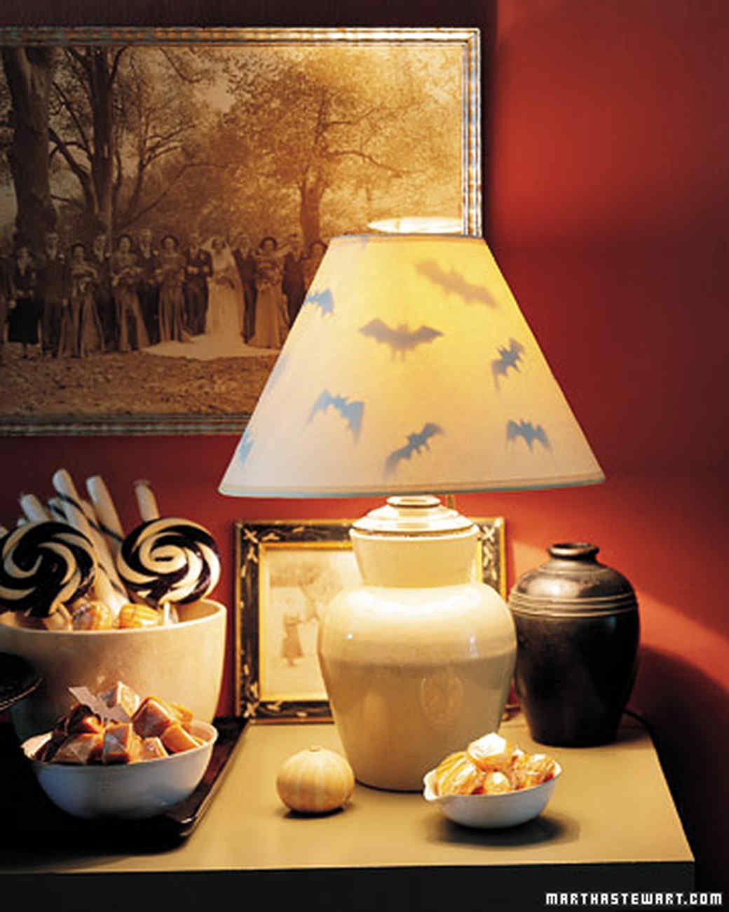 Bat Template Martha Stewart Lovely Shivering Bats Shade