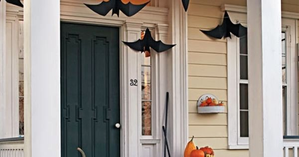 Bat Template Martha Stewart Luxury Love This for Halloween Halloween Pinterest