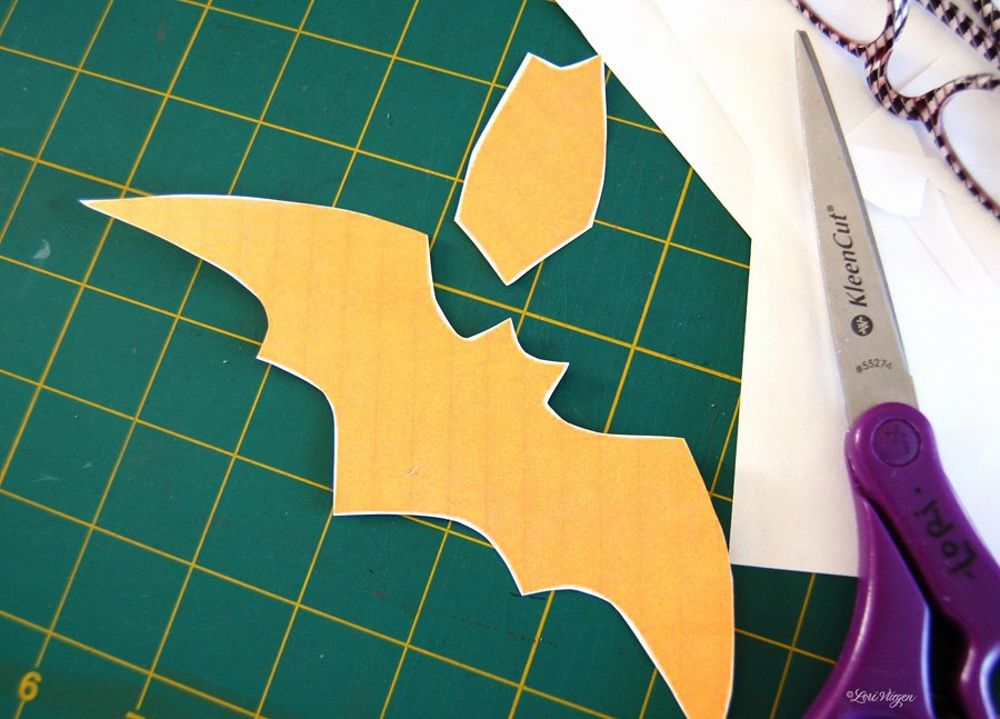 Bat Template Martha Stewart New Elvie Studio Batfun