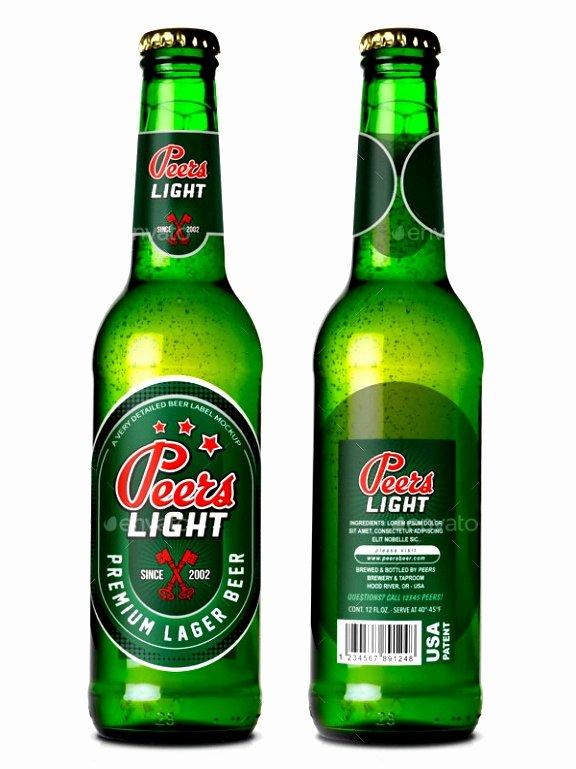 Beer Label Template Word Inspirational Bottle Labels Templates Download Bottle Label Designs