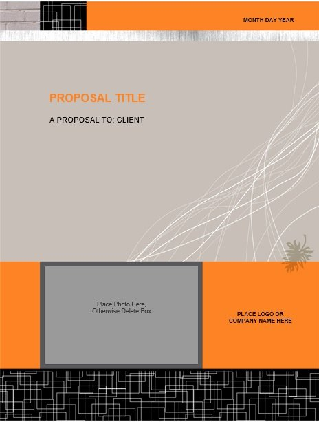 Bid Proposal Template Word Unique 8 Free Sample Project Bid Proposal Templates Printable