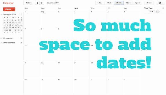 Bill Paying Calendar Template Fresh Set Up Google Calendar as A Bill Pay Calendar and Pay Your