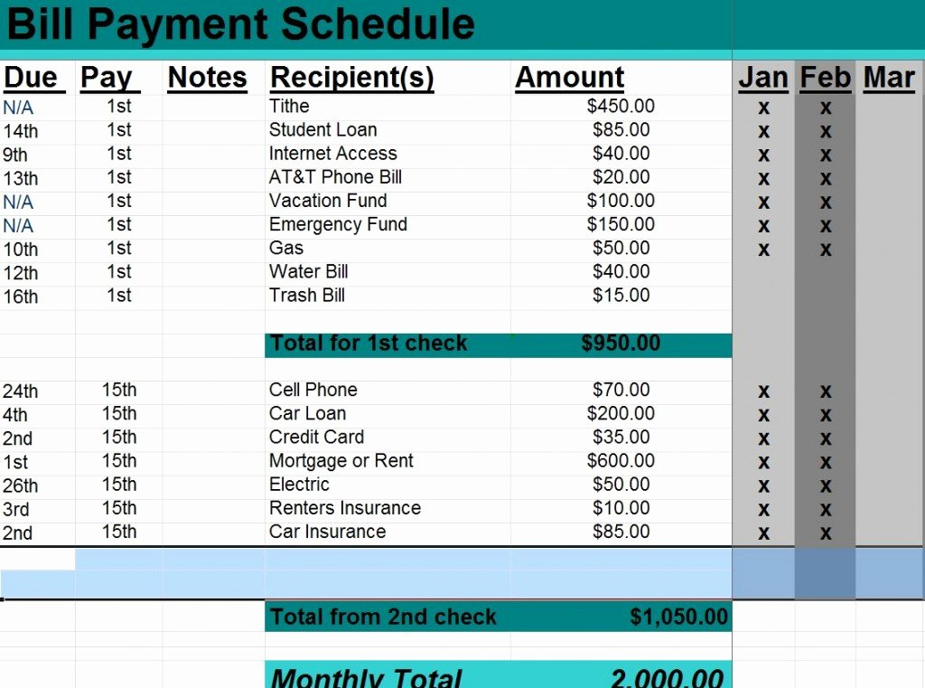 Bill Payment Calendar Template Best Of Index Of Wp Content 2013 06