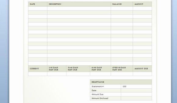 Billing Invoice Template Word Elegant Billing Sheet Template for Word