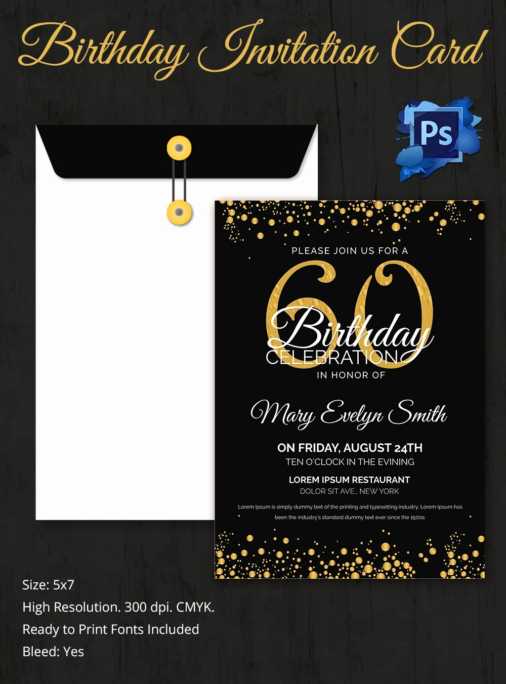 Birthday Invitation Template Word Elegant Birthday Invitation Template 32 Free Word Pdf Psd Ai