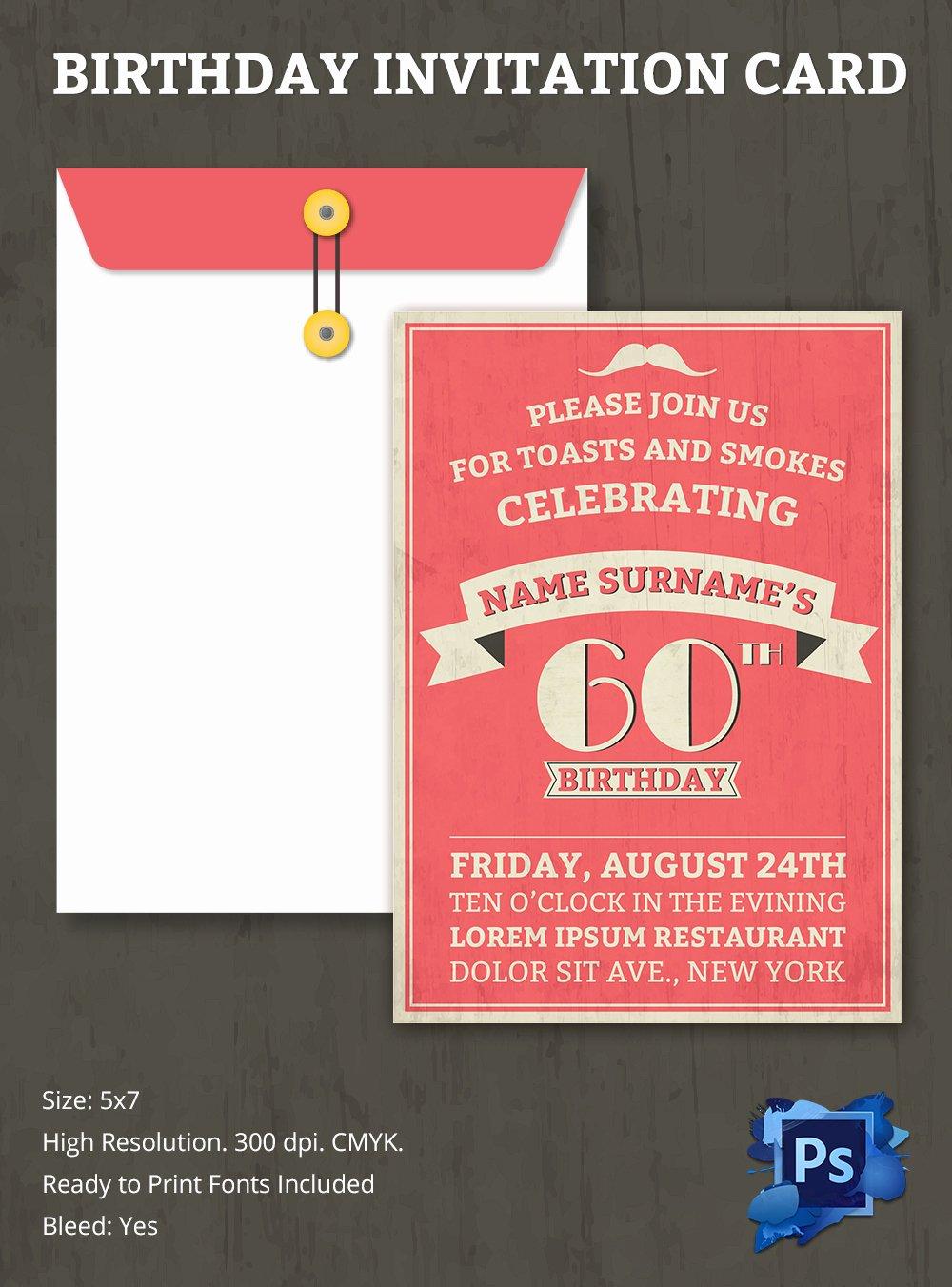 Birthday Invitation Templates Word Inspirational Birthday Invitation Templates Word Free