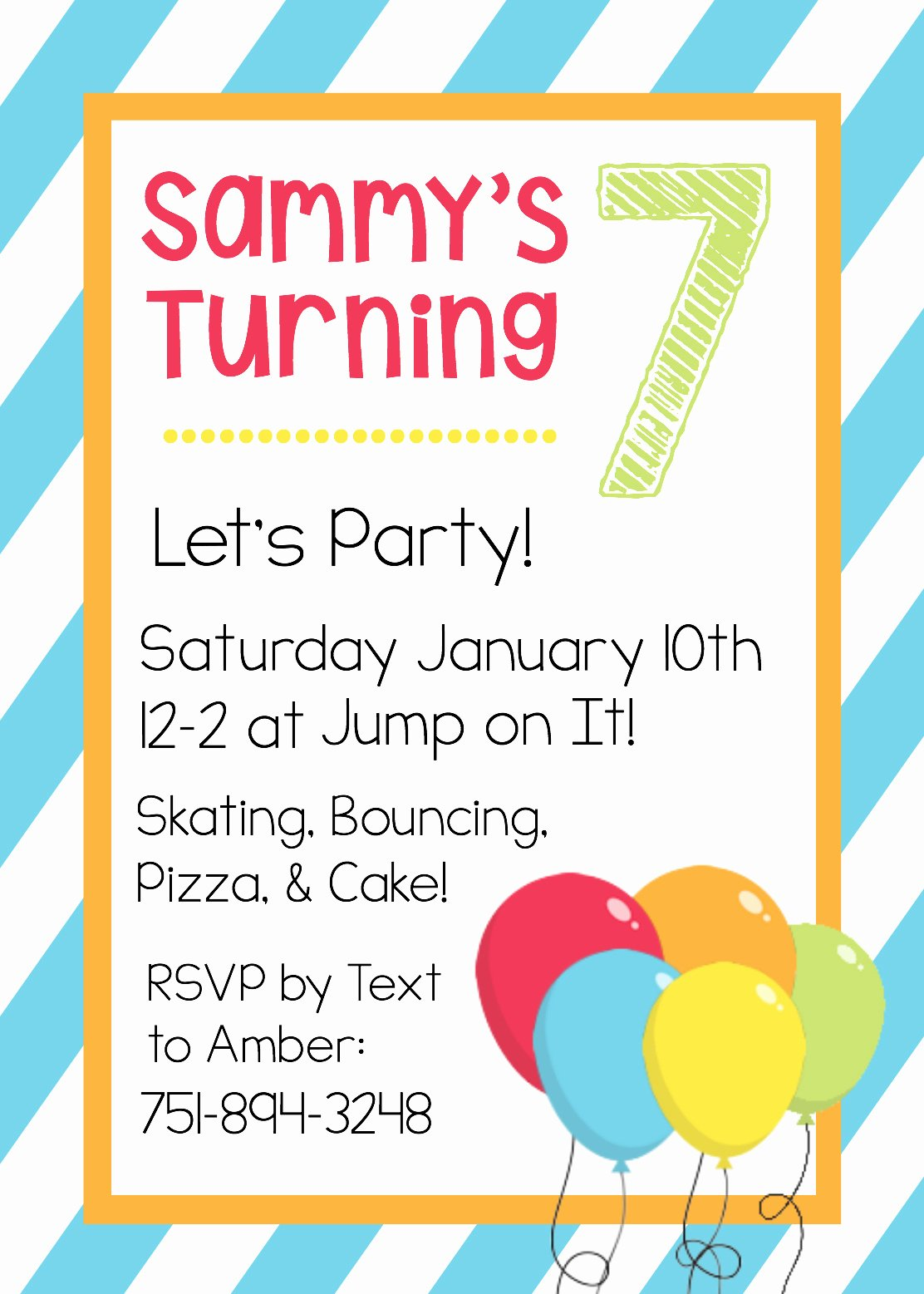 Birthday Invitation Templates Word Lovely Free Printable Birthday Invitation Templates