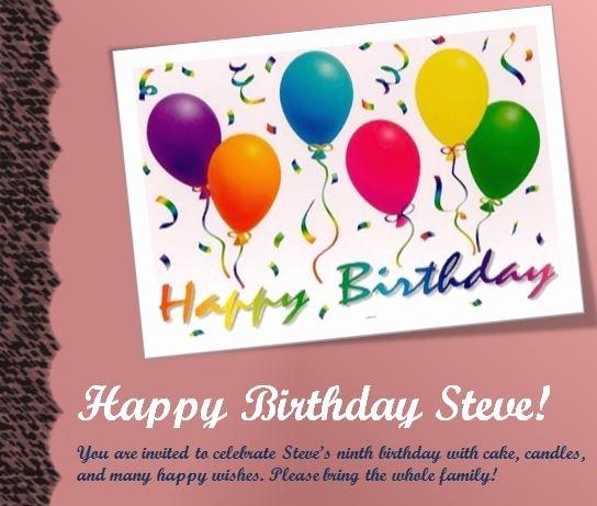Birthday Invitation Templates Word Unique 40th Birthday Ideas Birthday Invitation Templates for