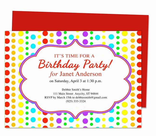 Birthday Invitation Templates Word Unique 50th Birthday Invites Templates — Birthday Invitation Examples