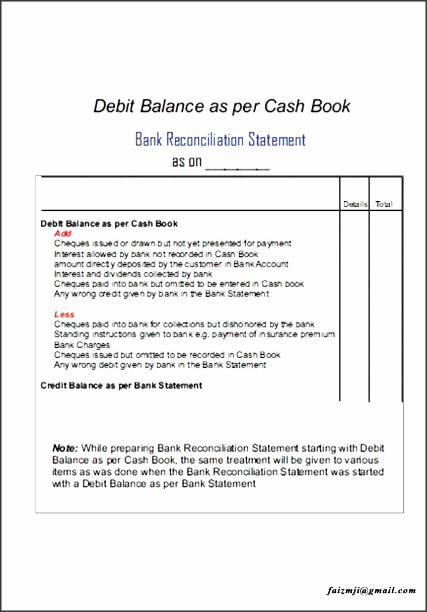 Blank Bank Statement Template New 7 Blank Bank Statement Template Sampletemplatess