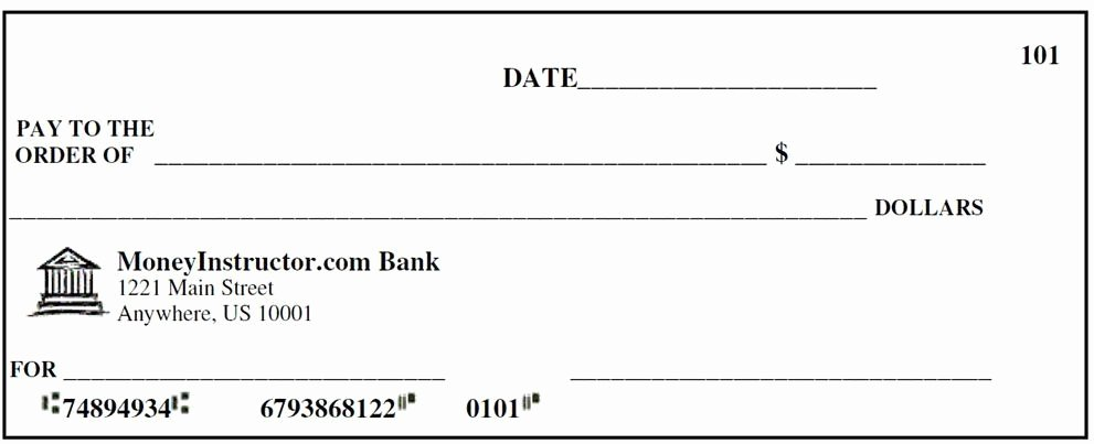 Blank Check Template Pdf Best Of 27 Blank Check Template Download [word Pdf] Templates