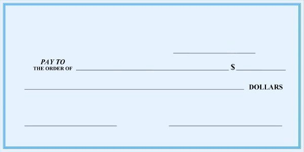 Blank Check Template Pdf Best Of Blank Check Template