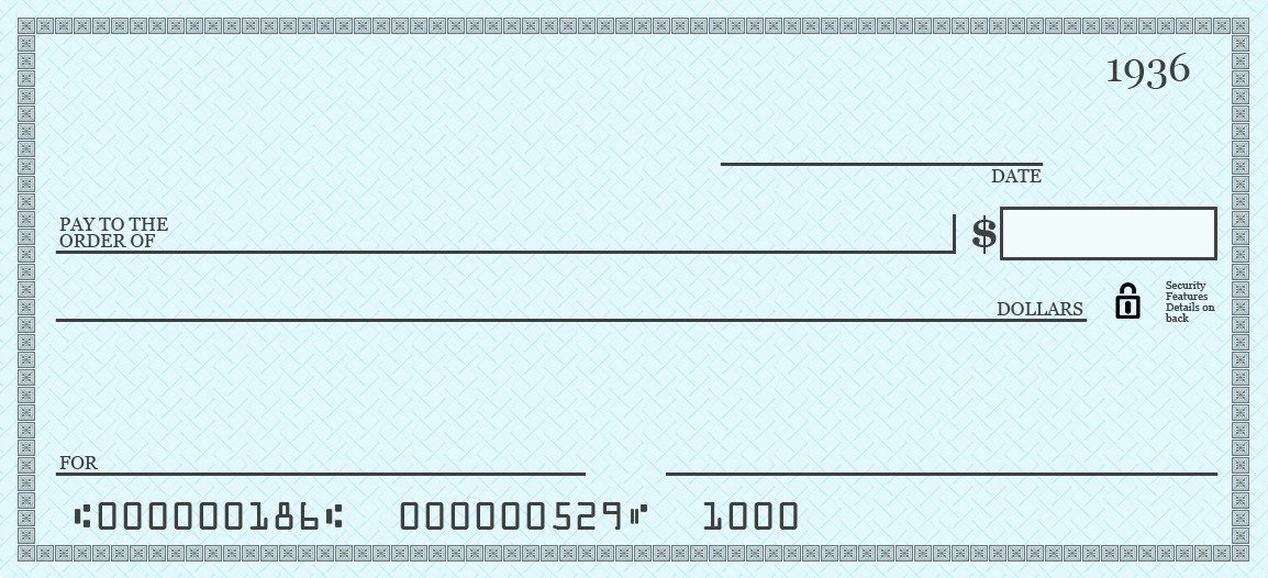 Blank Check Template Pdf Elegant Free Blank Check Template