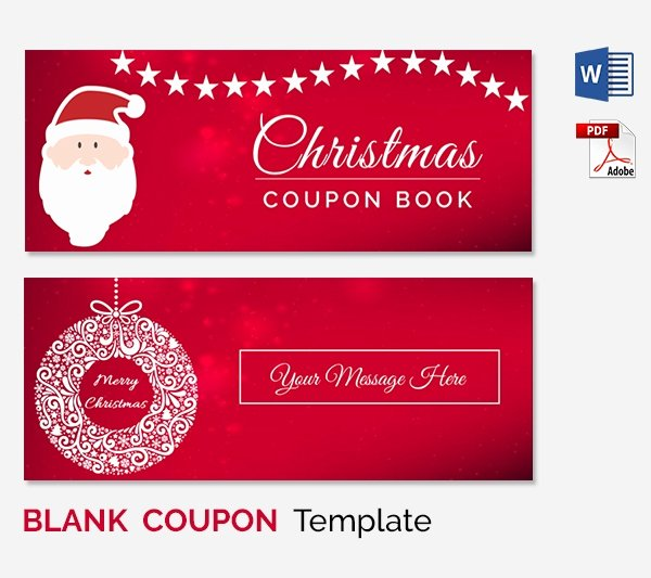 Blank Coupon Template Free Unique Blank Coupon Templates – 26 Free Psd Word Eps Jpeg