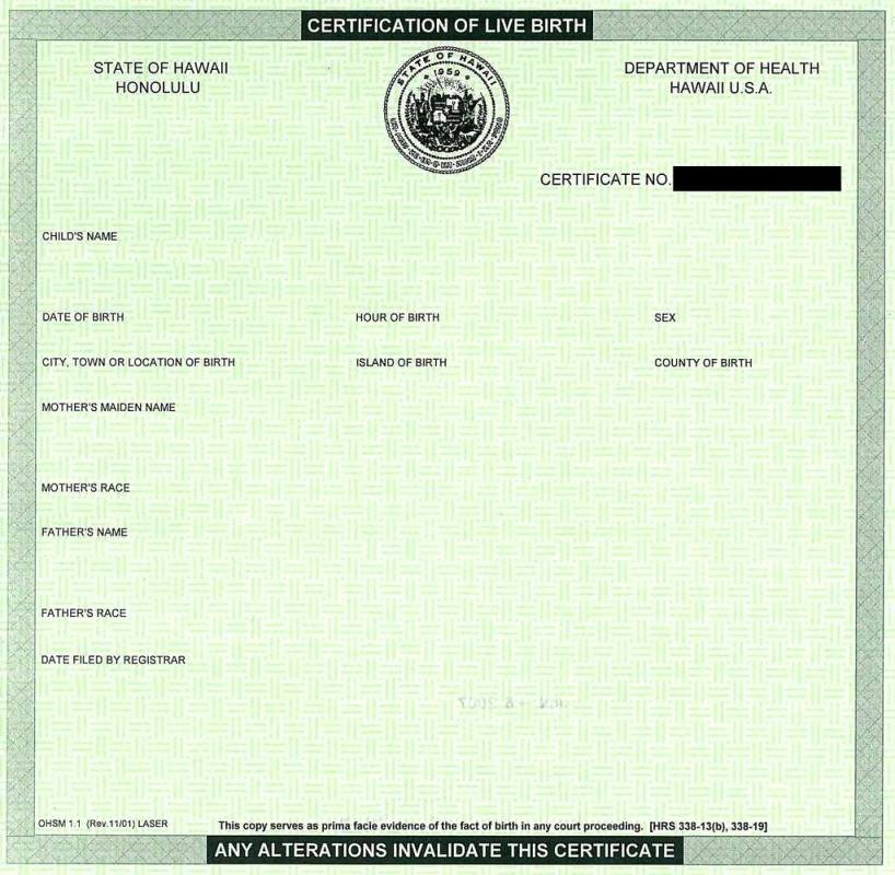 Blank Death Certificate Template Awesome Death Certificate Template