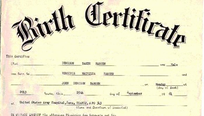 Blank Death Certificate Template Lovely From Birth to Certificates now You Have to Fill