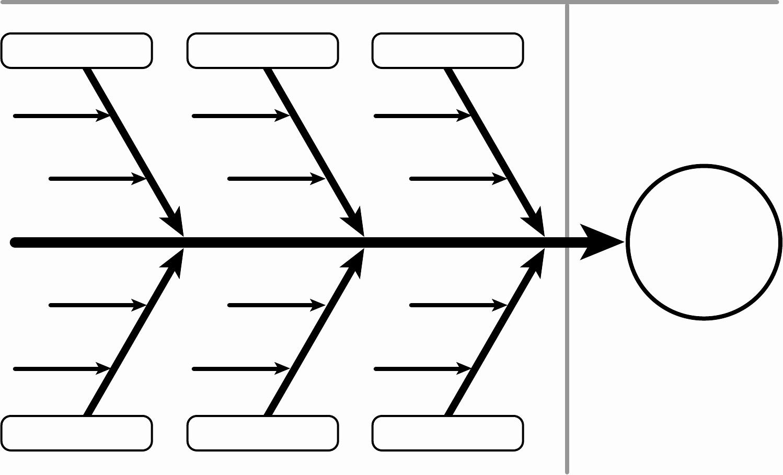 Blank Fishbone Diagram Template Lovely Download Blank Fishbone Diagram for Free Tidytemplates