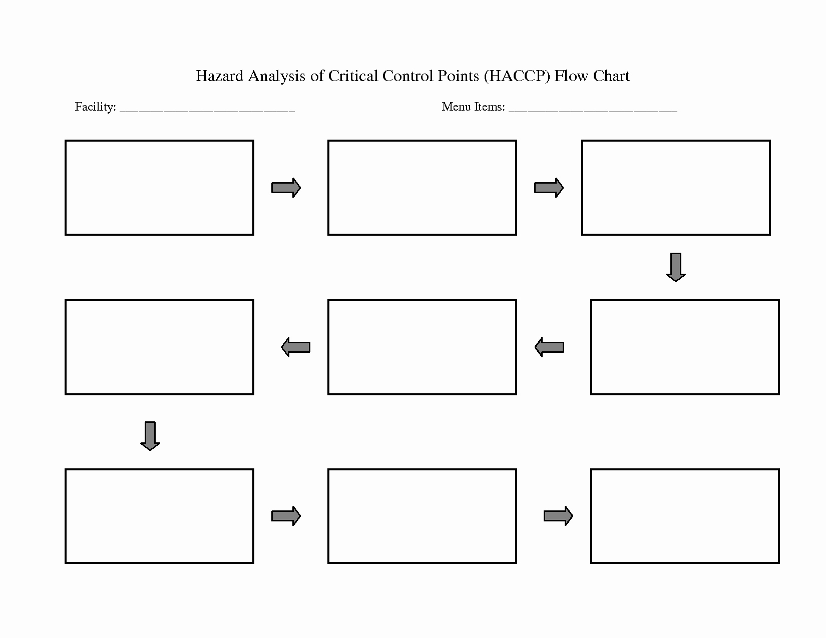 Blank Flow Chart Template New 26 Of Blank Process Flow Template